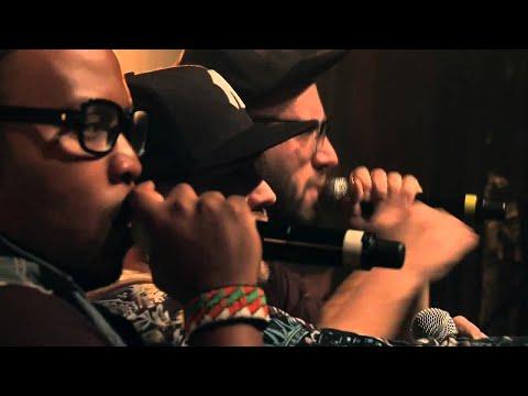 Worldwide - Chinese Man Live feat. Tumi, Taiwan MC, Youthstar, Mr Raf
