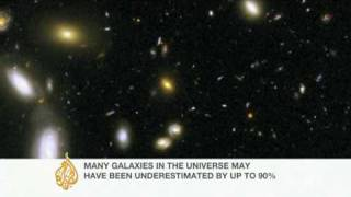"Astronomers ""spot"" unseen galaxies"