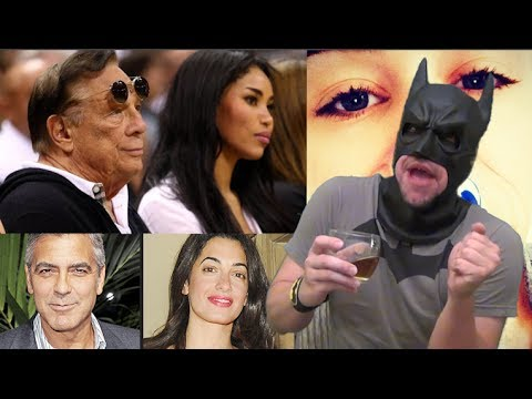 Donald Sterling is Racist?! Shocking!!! George Clooney is Engaged!