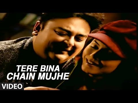 Chain Mujhe Ab Aaye Na -tera Chehra By Adnan Sami Music Album (full Video) video