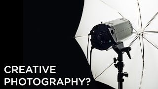 IS COMMERCIAL PHOTOGRAPHY CREATIVE?