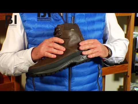 Meindl Footwear Product Range