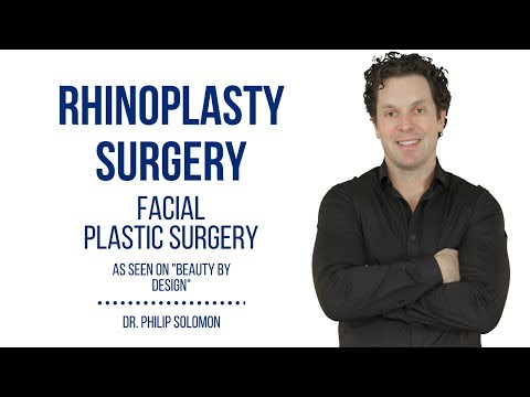 Rhinoplasty Surgery Toronto | Cosmetic Surgeon Dr. Philip Solomon