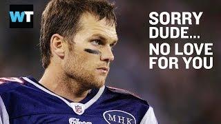 Tom Brady Can't Get A High-Five PSA   What's Trending Original