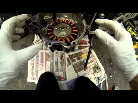 Suzuki Gsxr Stator Replacement