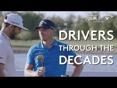 Old Golf Club Driving Challenge – Wallace vs Van Rooyen