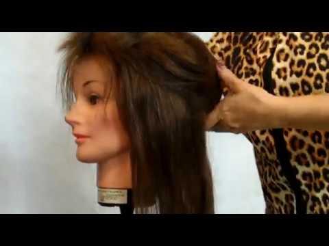 Peinado Rizos de Pelucas oncologicas Belleza Borneo