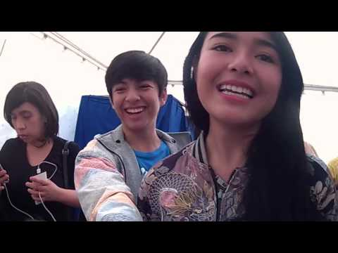 Amanda Manopo's Vlog #3 - Baru Tidur 2 Jam, Semangat Nge-Inbox!