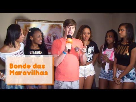 Neca Entra No Bonde Das Maravilha: Confira As Novas Integrantes! video