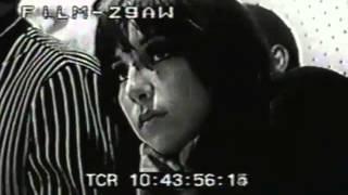 """Sonny & Cher """"Living For You"""" 1966 Promo Film"""