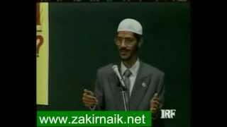 Zakir Naik Q&A-25  |   Why women do not have equal property rights in Islam