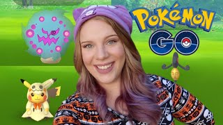 SPIRITOMB QUEST, Shiny Yamask, Costume Pokemon and More! Pokémon Go Halloween 2019 | Day 1