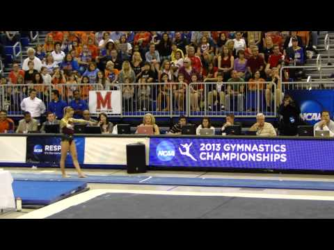 Shannon Golich 2 Vault  University of Minnesota vs Regionals