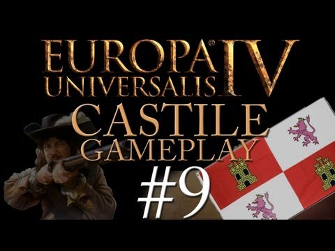 Europa Universalis IV - Castile - Part 9 - More North African Adventures