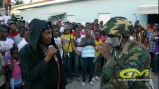 Download Apache Chief and Sarge  as Vybz Kartel & Mavado @ Lacovia High | Amaziyah The Great Films G.A.M.E. 3Gp Mp4