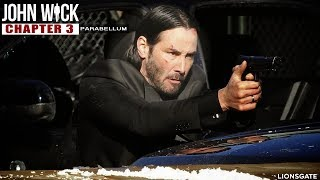 Lionsgate - John Wick 3: Parabellum Official 2019 Trailer - Keanu Reeves is Back
