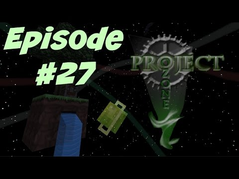 Minecraft: Project Ozone //#27 - Big Reactor Big Power