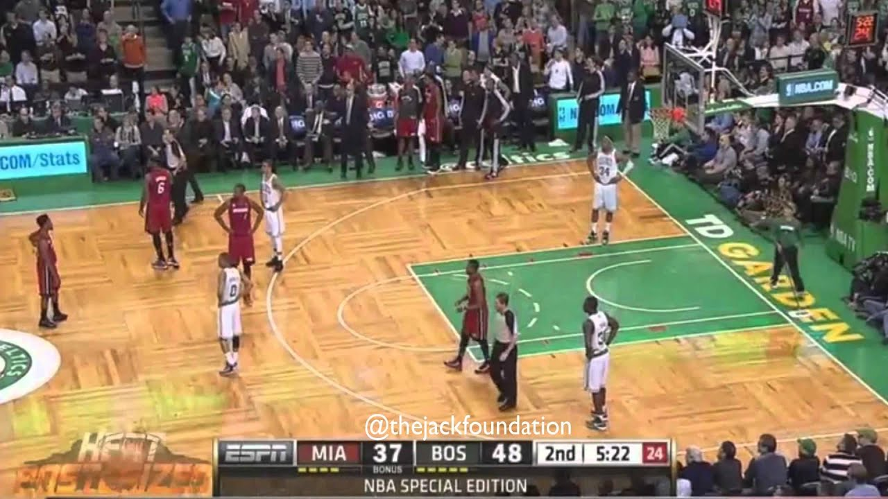 Lebron Dunk Over Jason Terry