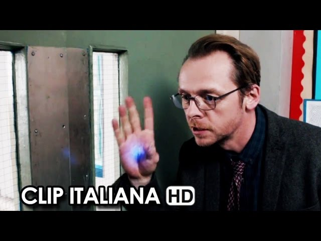 Un'occasione da Dio Clip Italiana 'Il preside' (2015) - Simon Pegg, Kate Beckinsale [HD]