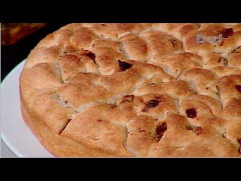 خبز الفوكاشيا الايطالي |  الشيف #محمد_فوزي#فوود