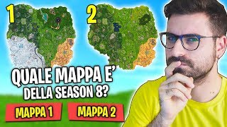 INDOVINA LA MAPPA DI FORTNITE!