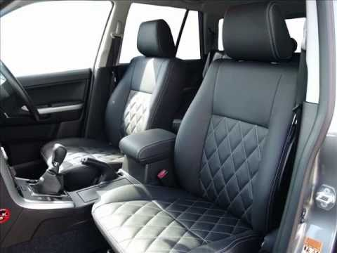 Bespoke Leather Interior For Suzuki Grand Vitara By The