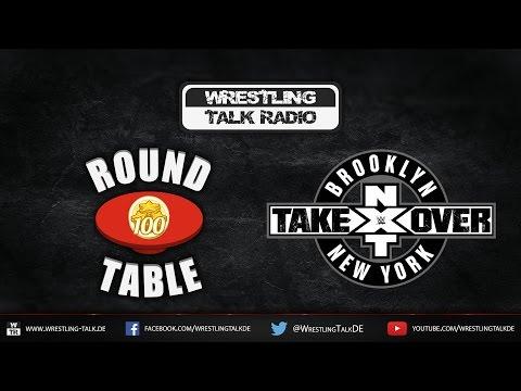 NXT Takeover: Brooklyn Nachbetrachtung / Review - WTR 393 [HD/Deutsch/German]