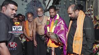 Ayyappa Swamula Maha Padayatra Continues For 6th Day | Secunderabad To Sabarimala