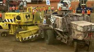 TestMiles | Favorites: Combine Demolition Derby - Banks Oregon