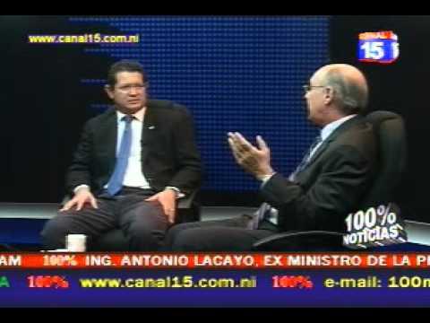 Entrevista al Ing. Antonio Lacayo (29 de octubre 2010)