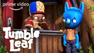 Tumble Leaf Season 4, Part 2 - Clip: Knitting | Prime Video Kids