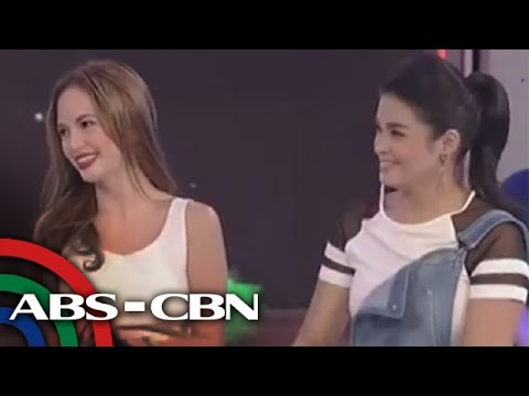 Ellen Adarna, Yam Concepcion demo sexy cleaning