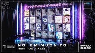 HOAPROX x XESI - NƠI EM MUỐN TỚI | Official Lyrics Video