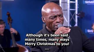 Seal - The Christmas Song