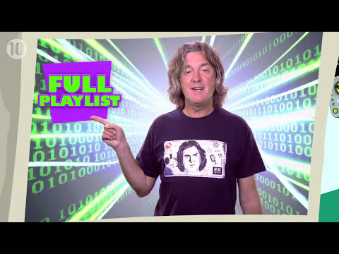 10 Incredible Science Experiments You Can Do At Home w/James May - Geek Week