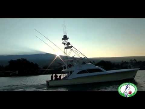 Hawaiian International Billfish Tournament 2011 - Day One