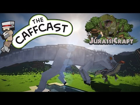 Jurassicraft 2.0 Official Pre-Release Mod Showcase (Minecraft 1.8)