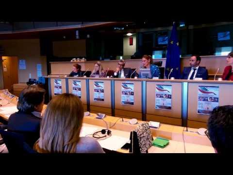 Madame Parliamentarian: female legislators in the Arab world