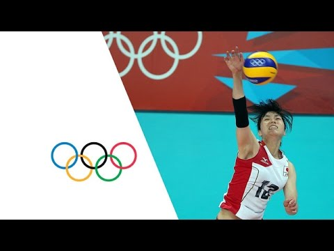 Women's Volleyball Quarter Finals - JPN v CHN | London 2012 Olympics