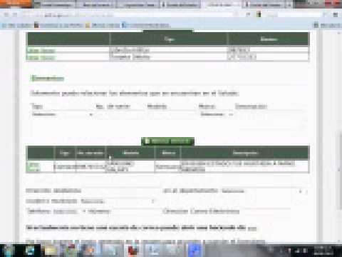 Como Denunciar Perdida de Documentos Por Internet Colombia