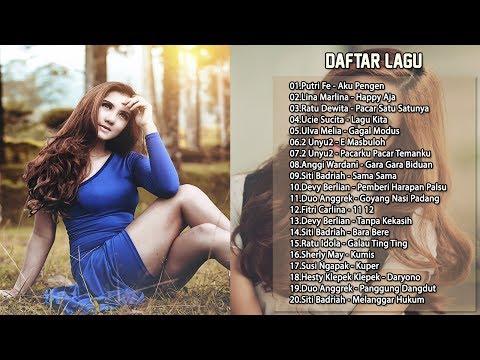 Download Lagu LAGU DANGDUT TERBARU JUNI 2017 - 20 Hits Dangdut Terlaris MP3 Free