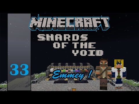 Minecraft Adventure Map [ Türkce ] - Shards of the Void - # 33 - Ölüm Maratonu