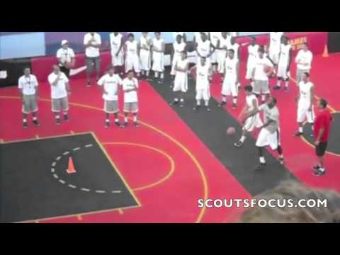 LeBron James Loses Shooting Competition to 16 year old