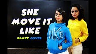 She Move It Like | Badshah | Warina Hussain | ONE Album | MJDi