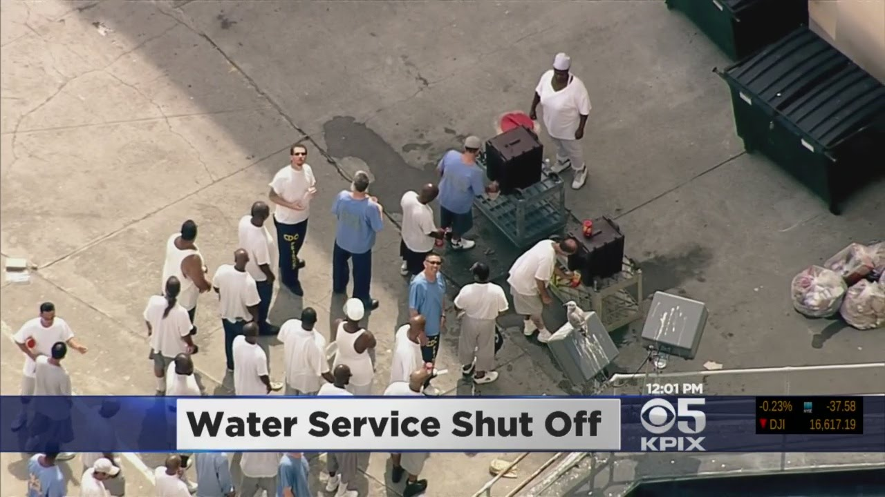 San Quentin Inmate With Legionnaires Disease, 20 Others With Symptoms Forces Prison To Shut Off Wate