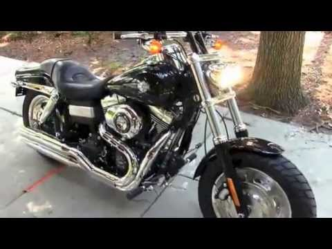 New 2013 Harley-Davidson FXDF Dyna Fat Bob - Review Price