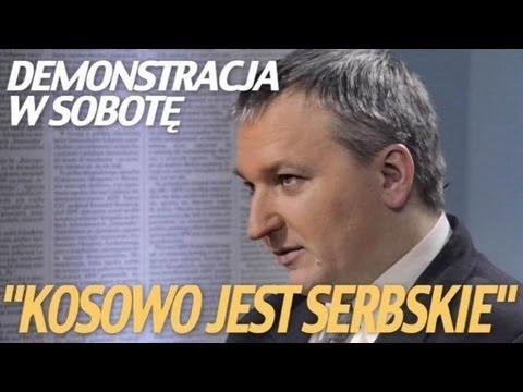 Demonstracja W Warszawie -