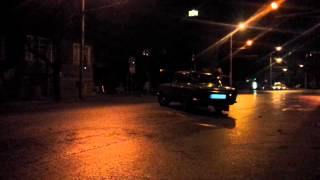 Moskvich 1360 Night Drift Bulgaria
