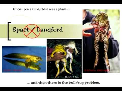 Langford BC Spaet Mtn Environmental Disaster - Part 2
