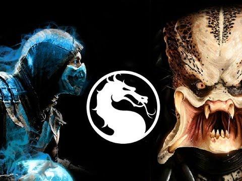 Mortal Kombat X featuring THE PREDATOR?!